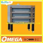 Hot !! stone deck oven OMJ-D3L/9T ( CE&ISO9001)-