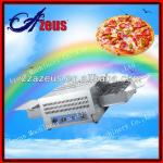 All stainless steel gas pizza oven-