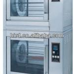 Economical fold type rotary furnace roast chicken Electric rotisserie YXD-201(double tank )-