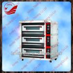 Good quality AMS-1A electric/gas bread deck oven-
