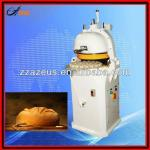 Semi-automatic dough rolling machine for bread with divide function-