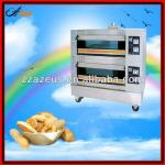 AUS-YXY-F40 gas bread oven with look-in window-