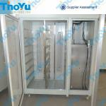 Soya bean sprouting cooling system machine-