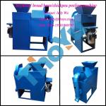TYSP300 soybean shelling machine-