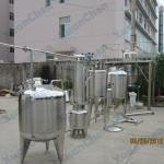 High Qualtiy Stainless Steel 304 Vacuum Concentrate System-