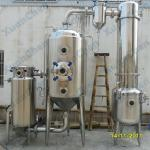 Sanitary SinglE Effect Juice Concentratioon Tank-