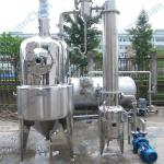 Stainless Steel Vacuum Brine Concentrate System-