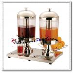 C099 16L Double Heads Juice Dispenser-