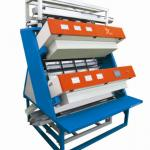 Tea color sorter/host selling type in 2012,Our factory using our new CCD technology-