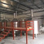 large beer fermentation equipment 20HL-
