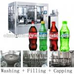 Carbonated water-
