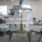 500L fruit juice mixng tank dispensing vessel-