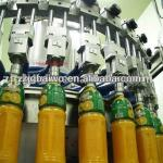 automatic juice filling machine-