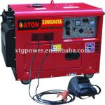 ATON 4.2/4.5KW 50-190A Electric start Air-Cooled 4-Stroke Diesel Welding Generator-
