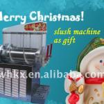 christmas gift / slush machine /slurpee machine/ cold drinking-