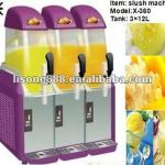 With CE Ccertificate slush ice machine-