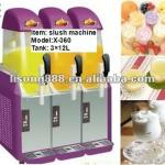 With CE Ccertificate slushie machine-