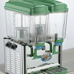 two tanks juice machine-