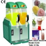 High quality ice slush machine-