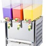 mixing or spraying refrigerated beverage dispenser and juice dispensers-