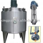 Sanitary High Shear Emulsification Tank-
