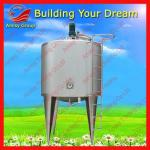 Energy Saving Round high speed emulsification tank-