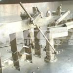 4-Vessels brewing house equipment-