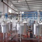 3 vessel mash/lauter beer equipment-