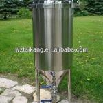 Stainless steel home brew conical fermenter / Micro beer home fermentor