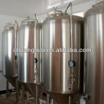 Micro beer brewing equipment for ginshop, barbecue, restaurant