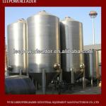 2013 LEEPOWERLEADER top quality stainless steel fermenter with auto control