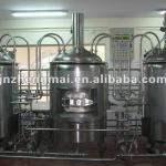 1000L hotel beer brewery equipment