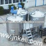 100L hotel beer equipment, mini beer equipment,home beer brewing system