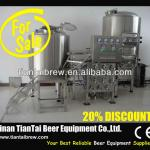 SS304 CE microbrewery equipment-