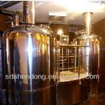 How to make beer, commerical beer brewery equipment