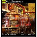 Goldhansens Germany technology brew beer plant