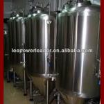 2013 LEEPOWERLEADER ISO certified best quality stainless steel beer brewing fermenter with auto control