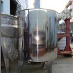 stainless steel blending tank for juice