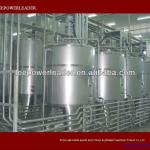 2013 LEEPOWERLEADER ISO available stainless steel fermentation tank for sale