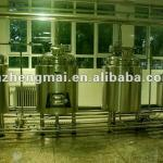 100L beer brewery teaching equipment
