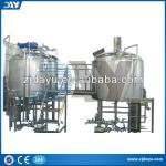 used 500L 3BBL micro mini beer brewing/brewery equipment