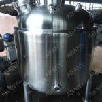 100Gallons-600Gallons Stainless steel steam jacket boiler for distillery