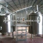 beer brewery system turnkey project