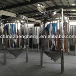 Stainless steel brewery fermenter for storage,transport the food,beverage