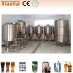 200L/day draft beer equipments