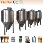 1000L beer fermenting equipments supplier/ beer brewery equipment