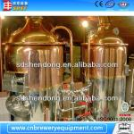 Beer brewing equipment/brewery equipment for sale/micro brewery complete