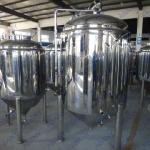 USA Hot sales Stainless steel beer fermentation tank/beer fermenter