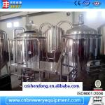 500L Micro Beer Brewing Equipment (CE Certificate)
