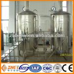 SUS304 micro beer plants brewery equipment with CE